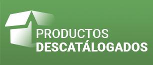 Productos Descatálogados