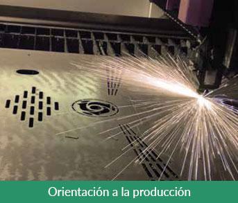 Orientación a la producción