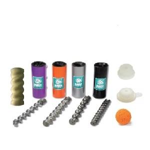 Consumibles para máquinas de proyectar yesos y morteros