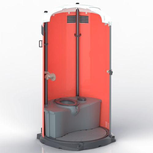 Cabina sanitaria IMER Clean